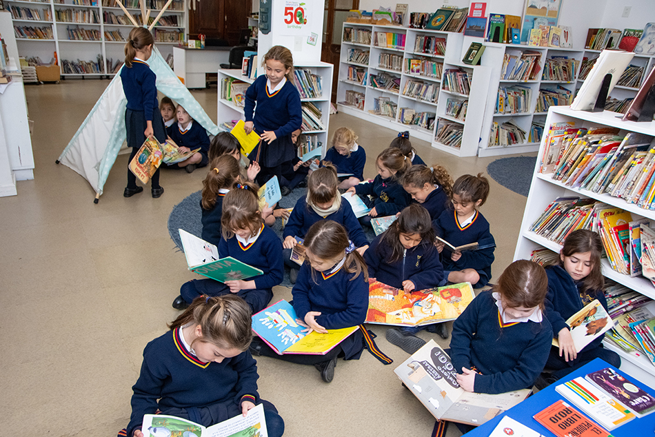 Primary Library
